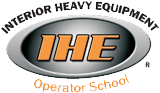 Interior Heavy Equipment Operator School